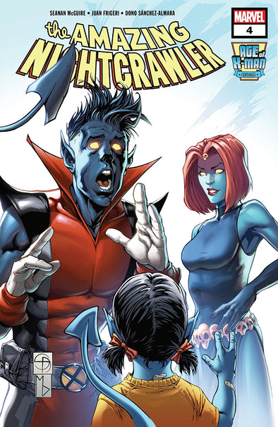 Age of X-Man: Amazing Nightcrawler (2019) #04