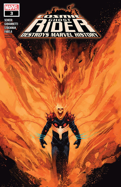 Cosmic Ghost Rider Destroys Marvel History (2019) #03