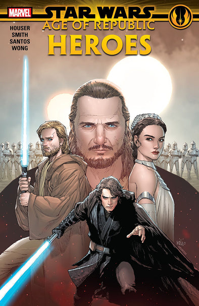 Star Wars Age of Republic: Heroes (2019) TP