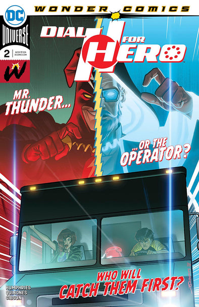 Dial H for Hero (2019) #02 (of 12)
