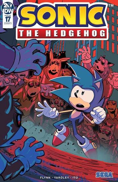Sonic the Hedgehog (2018) #17