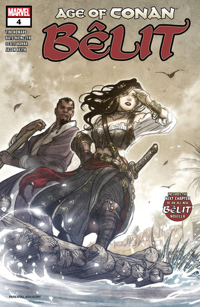 Age of Conan: Belit (2019) #04