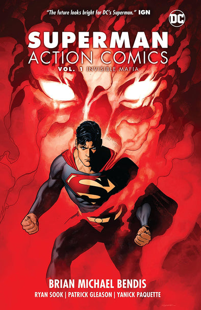 Action Comics (2018) HC Vol. 01: Invisible Mafia
