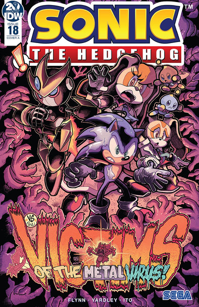 Sonic the Hedgehog (2018) #18