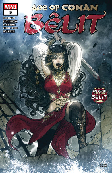 Age of Conan: Belit (2019) #05