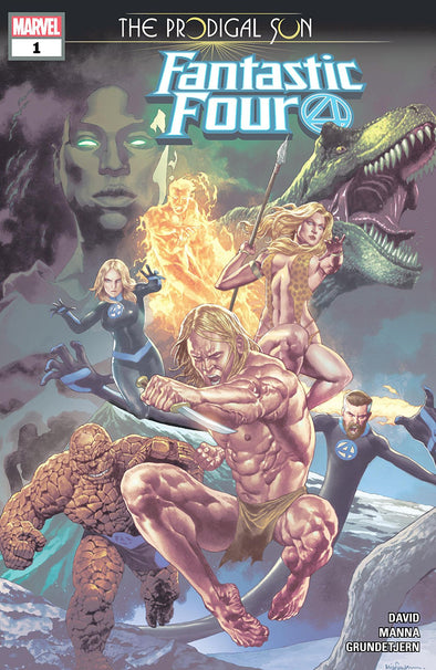 Fantastic Four: Prodigal Sun (2019) #01