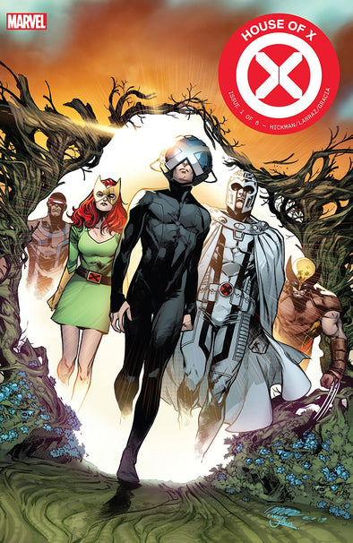 House of X (2019) #01