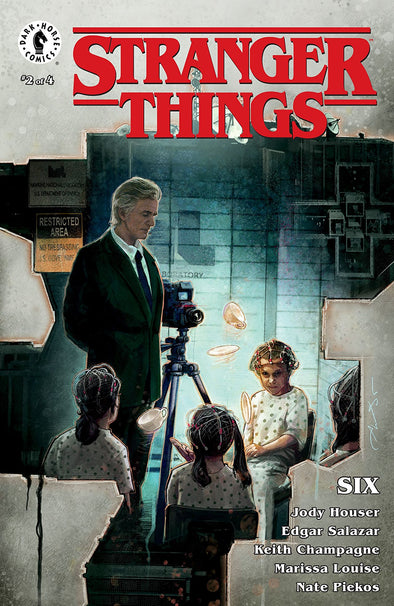 Stranger Things: Six (2019) #02