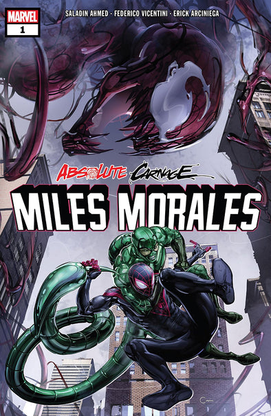 Absolute Carnage Miles Morales (2019) #01