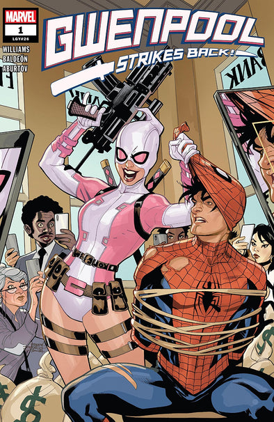 Gwenpool Strikes Back (2019) #01 (of 5)