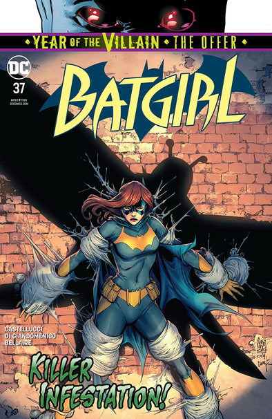 Batgirl (2016) #37 (YOTV The Offer)