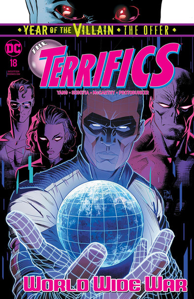 Terrifics (2018) #18 (YOTV The Offer)