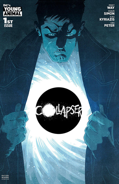 Collapser (2019) #01 (of 6)