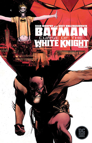 Batman: Curse of the White Knight (2019) #01