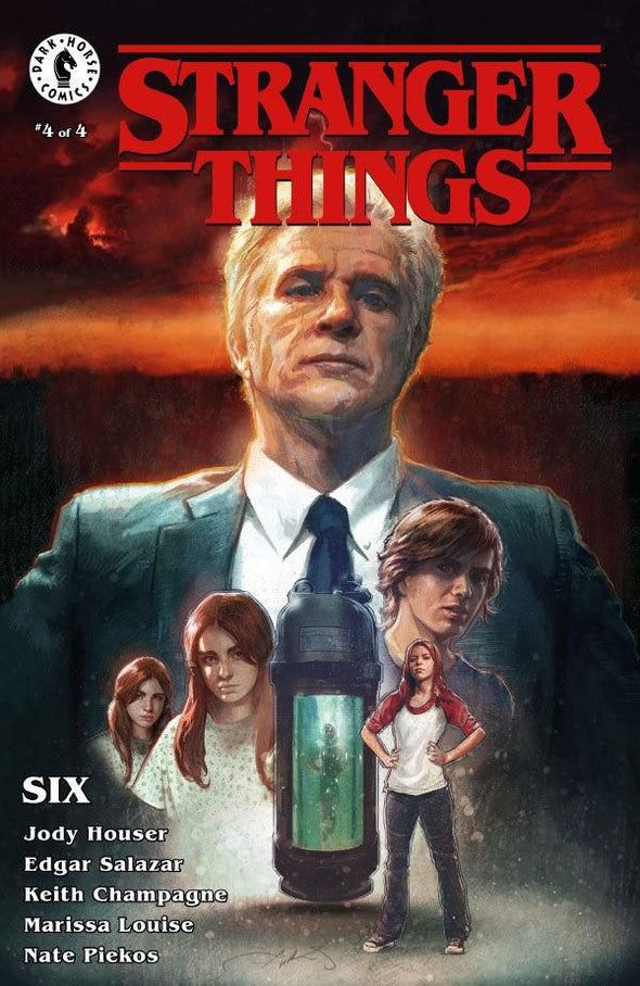 Stranger Things: Six (2019) #04