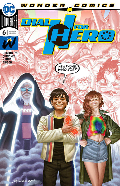 Dial H for Hero (2019) #06 (of 12)