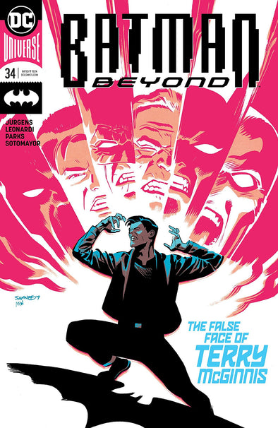 Batman Beyond (2016) #34