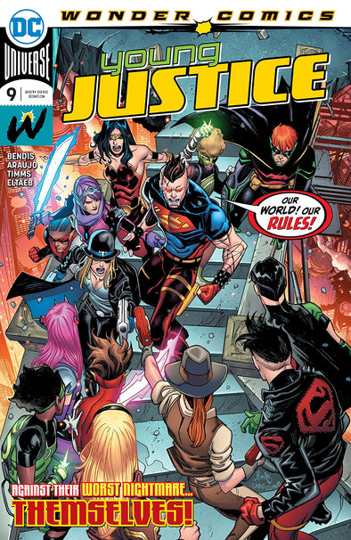 Young Justice (2019) #09