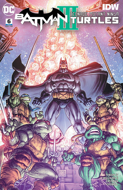Batman/Teenage Mutant Ninja Turtles III (2019) #06