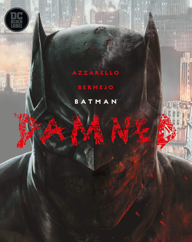 Batman Damned (2018) HC