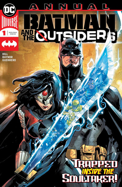 Batman and the Outsiders Annual (2018) #01