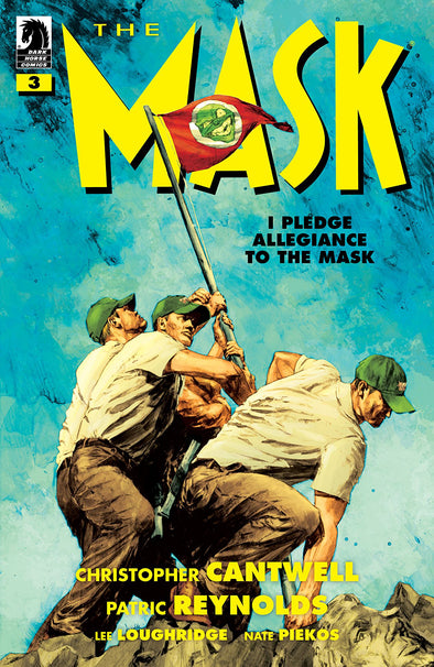 Mask: I Pledge Allegiance to the Mask (2019) #03 (of 4)