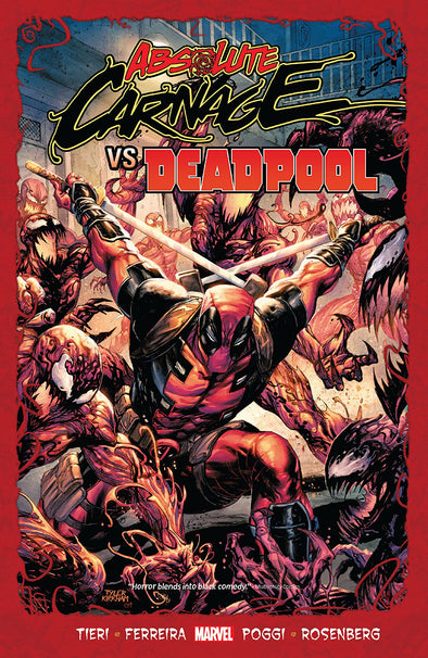 Absolute Carnage: Carnage Vs Deadpool TP