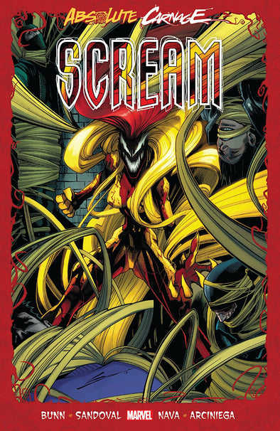 Absolute Carnage: Scream TP