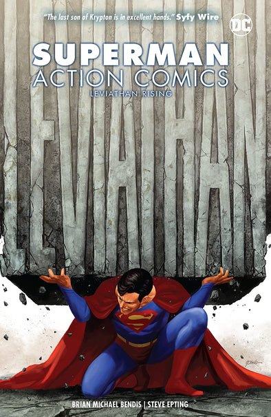 Action Comics (2018) HC Vol. 02: Leviathan Rising