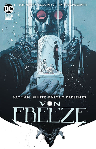 Batman White Knight Presents Von Freeze (2019) #01