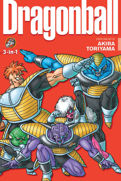Dragon Ball 3-in-1 TP Vol. 08