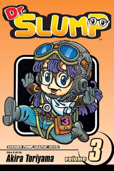 Dr. Slump TP Vol. 03