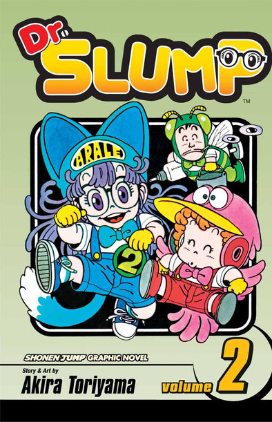 Dr. Slump TP Vol. 02