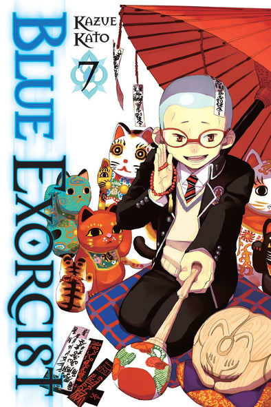 Blue Exorcist TP Vol. 07