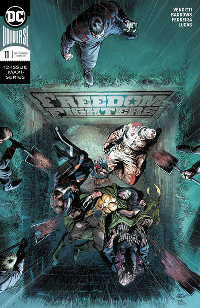 Freedom Fighters (2018) #11