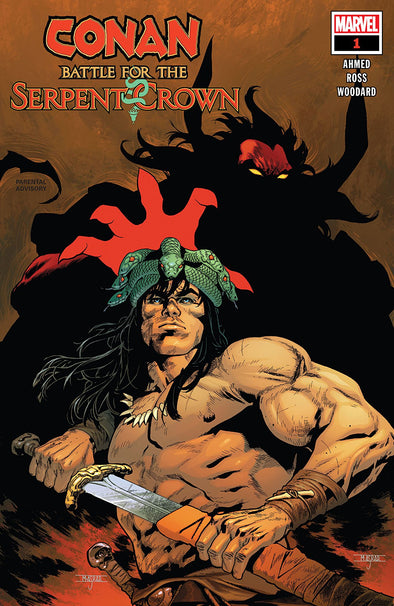 Conan Battle for the Serpent Crown (2020) #01