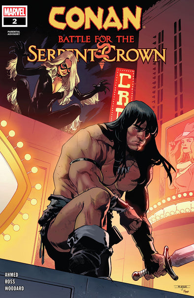 Conan Battle for the Serpent Crown (2020) #02