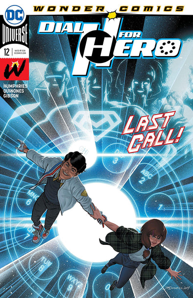 Dial H for Hero (2019) #12 (of 12)