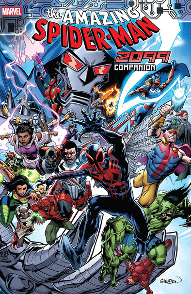 Amazing Spider-Man 2099 TP Companion