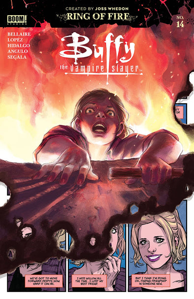 Buffy the Vampire Slayer (2019) #14
