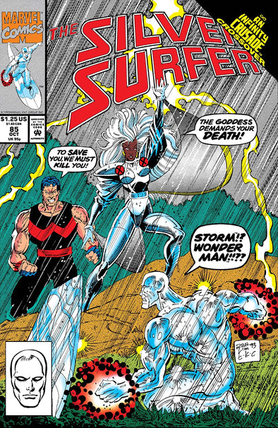 Silver Surfer (1987) #085