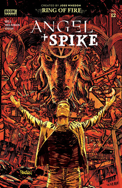 Angel & Spike (2019) #12