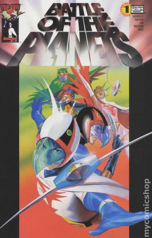 Battle of the Planets (2002) #01