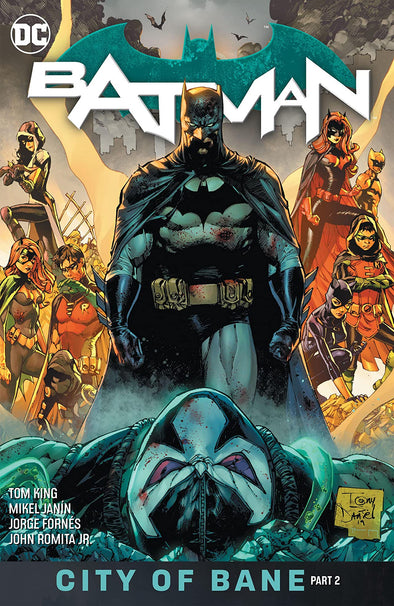 Batman (2016) HC Vol. 13: City of Bane Part 2