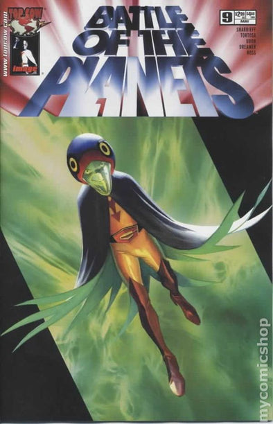 Battle of the Planets (2002) #09