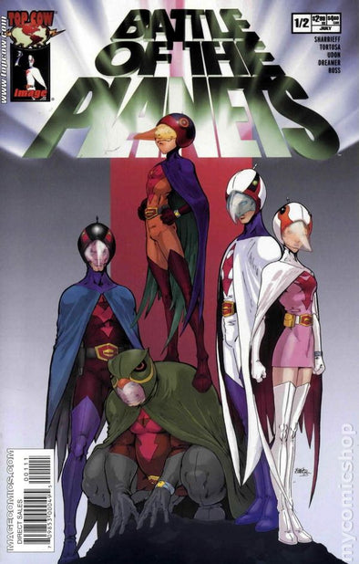 Battle of the Planets (2002) #01/2