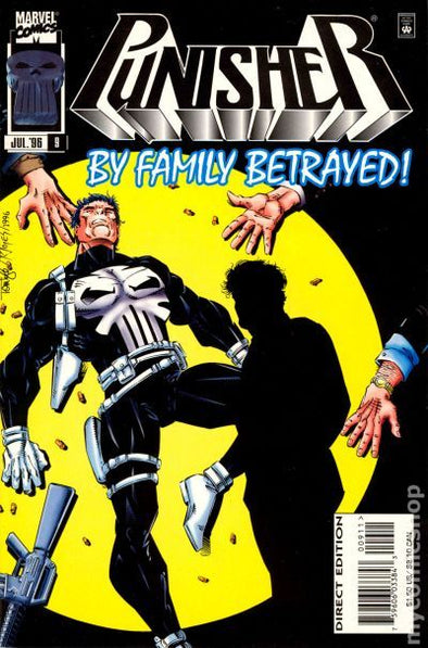 Punisher (1995) #09