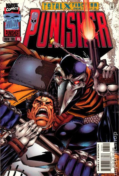 Punisher (1995) #13