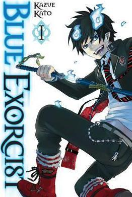 Blue Exorcist TP Vol. 01