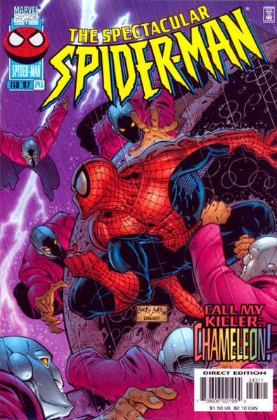 Peter Parker: Spectacular Spider-Man #243